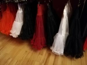 Petticoats von Hell Bunny und Dolly&Dotty