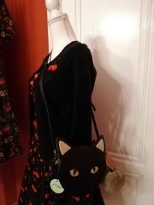 Kleine Katzentasche