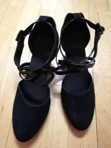 2ndHand: Tanzschuhe schwarz Gr.40