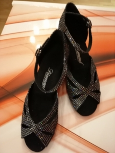 2ndHand: Tanzschuhe Diamant Gr. 38,5
