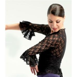 Flamenco Spitzenbolero