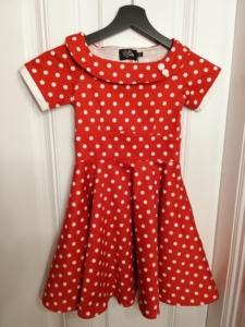 Entzückende 50s Kinderkleider 3 bis 12 Jahre verschiedene Modelle