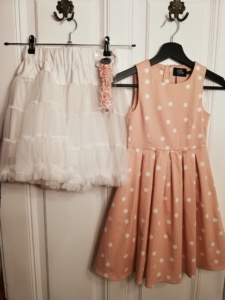 Kinderkleid Premium-Baumwolle