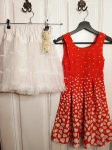 Kinderkleid 7-8 Jahre