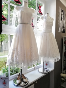 Brautmode Ausstellung