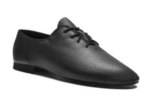Jazzdance-Schuhe aus weichem Leder