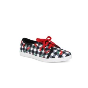Gingham-Cherry Sneakers Gr.36 bis 41