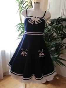Sailor Kleid S-XL eingetroffen